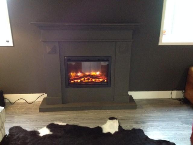 Fire place – Studio P1