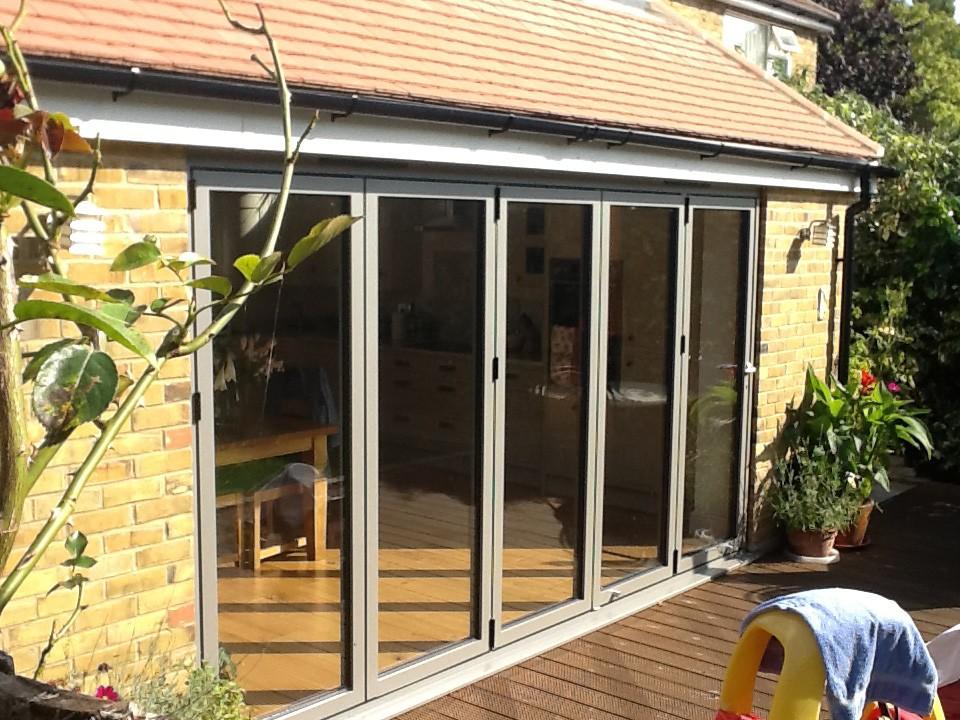 Spreighton-Rd—rear-bi-fold-doors-in-3storey-extension