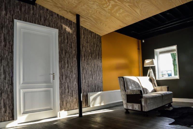 Studio P1 – interior